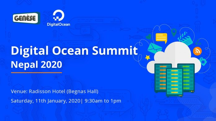Digital Ocean Summit Nepal 2020