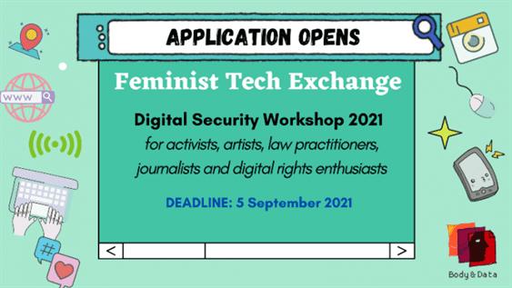 Digital Security Workshop
