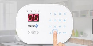 Disable Fortress Wi-Fi Home Security