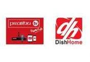 DishHome and Prabhu TV