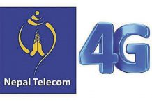 Doorsanchar promotes 4G SIM throughout the Nepal