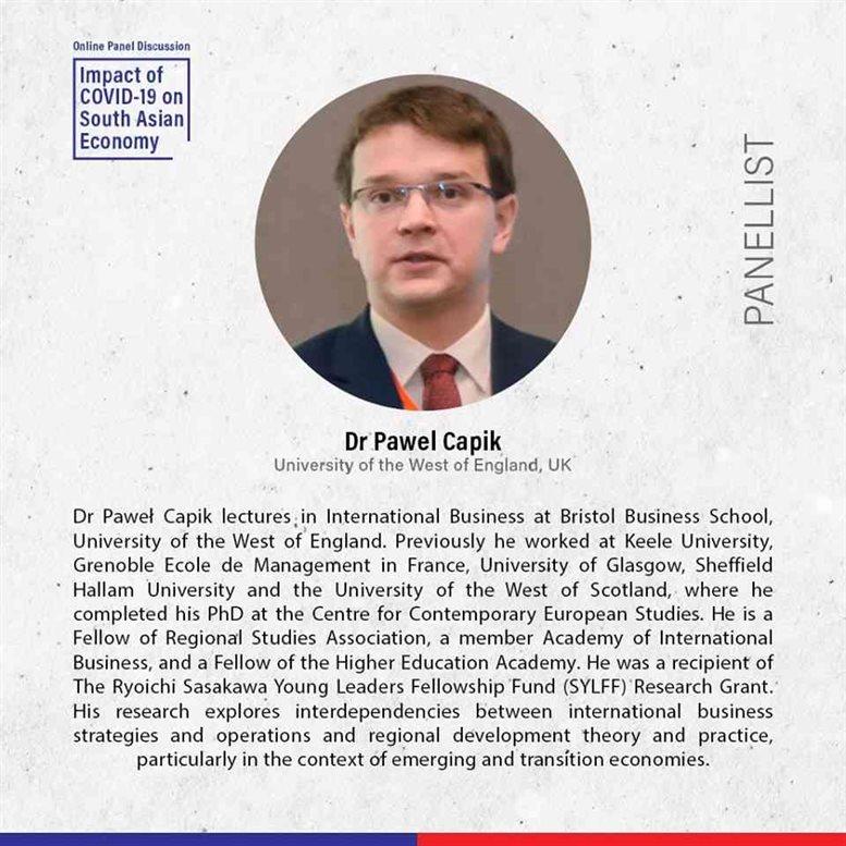 Dr Paweł Capik