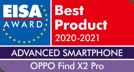 EISA Award OPPO