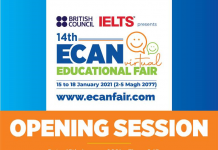 Ecan Virtual Fair 2021