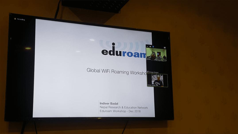 Eduroam Workshop In Nepal