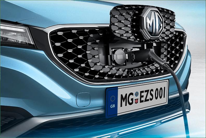 Electric MG ZS EV