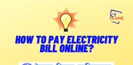 Electricity Bill Online