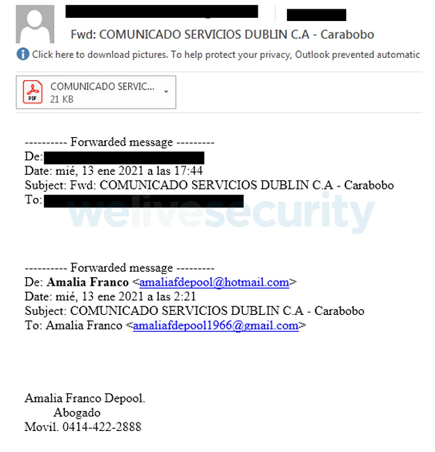 Email Phishing Overview