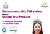 Entrepreneurship Talk Series Level 6