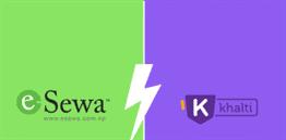Khalti vs eSewa