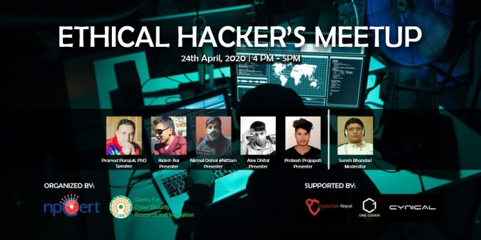Hacking Incidents In Nepal