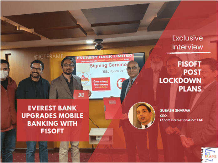 Everest Bank Upgrades Its Mobile Banking