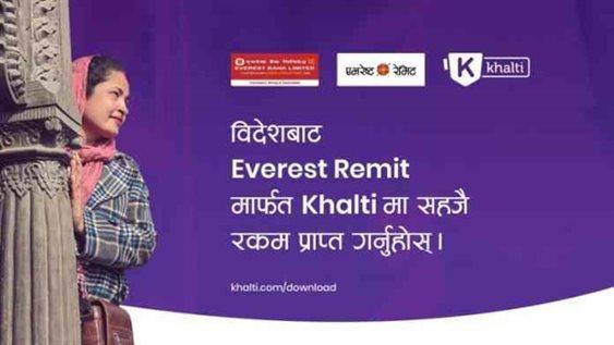 Everest Remit's Money