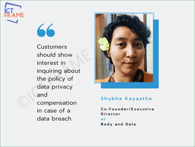 Interview with Shubha Kayastha