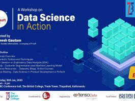 Data Science in Action coordinated by F1 Soft and Supported by ExtensoData