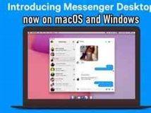 Desktop Messenger for desktop users operating on both Mac OS or Windows
