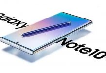 Features of Samsung Galaxy Note 10