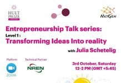 Entrepreneurship Series from HP IOE