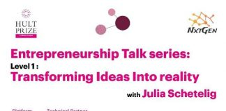 Entrepreneurship Series from HP IOE