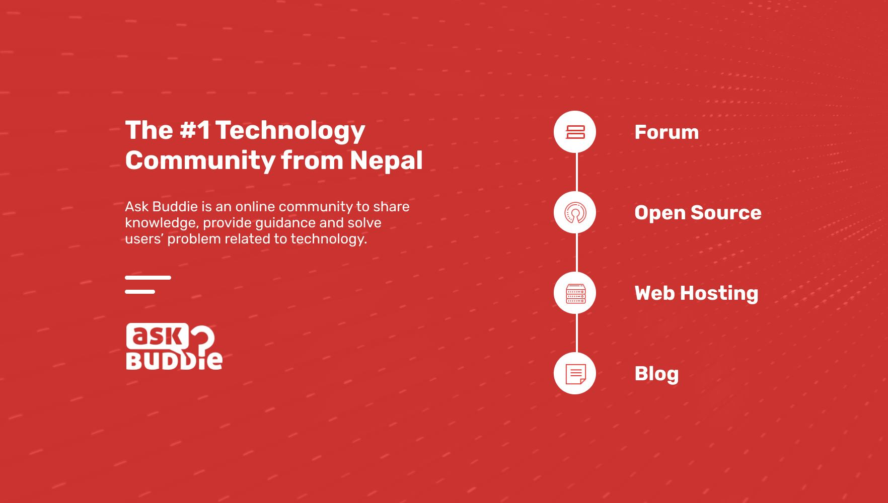 First Information Technology Community From Ne