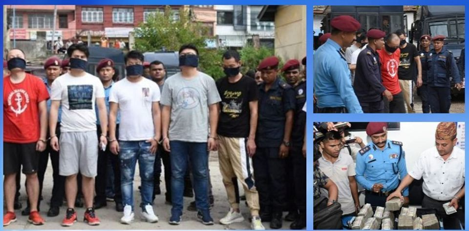Five Chinese nationals arrested for hacking Nepal ATM system