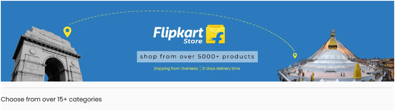 Flipkart Store Nepal
