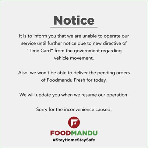 online food delivery platforms