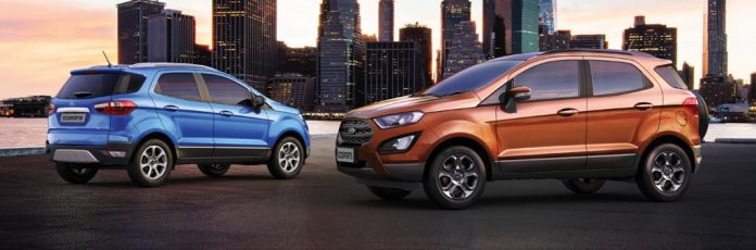 Ford Nepal Introduces