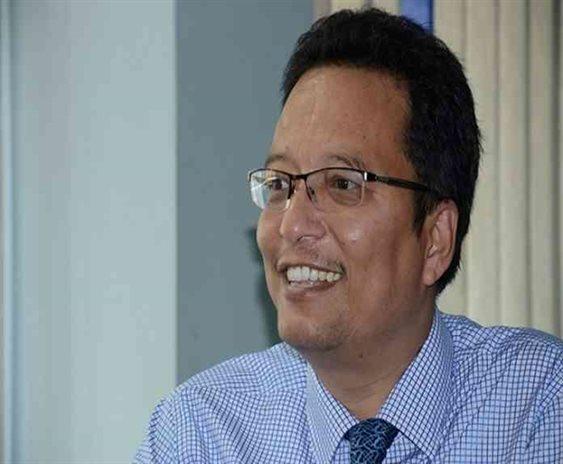 Former chief executive officer of Bank of Kathmandu Ajaya Shrestha