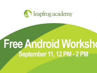 Free Andorid Workshop nepal