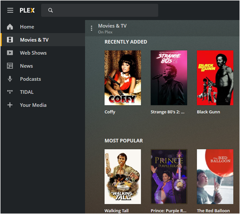 Free Live TV Streaming For Three Months By Plex