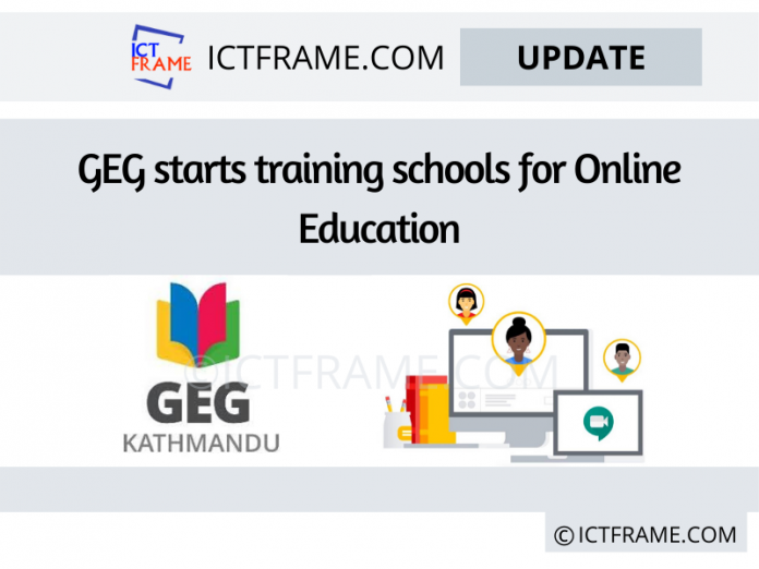 Google Education Group Starts Training Schools For Online Education In Nepal