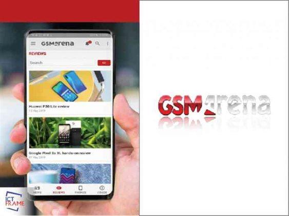 GSM Arena App Review