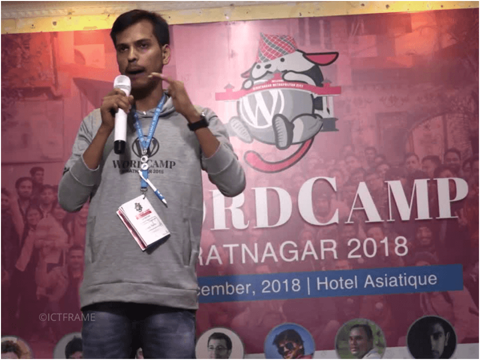 Ganga Kafle Receives Yoast Care Fund for his Contribution to the WordPress Community