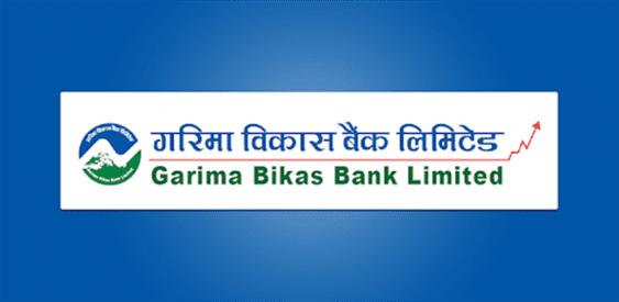 Garima Development Bank Limited