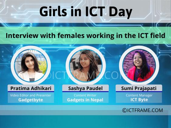 International Girls in ICT Day 2020