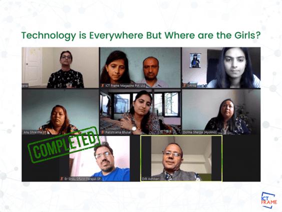 Girls in Technology Nepal