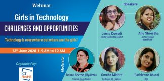 Girls in Tech Nepal