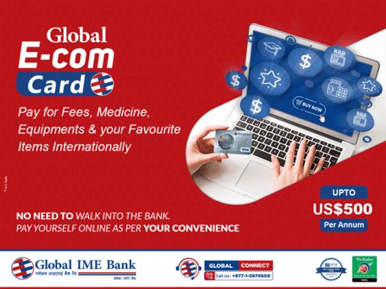 Global E-com Dollar Card