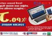 Global IME Bank Interest