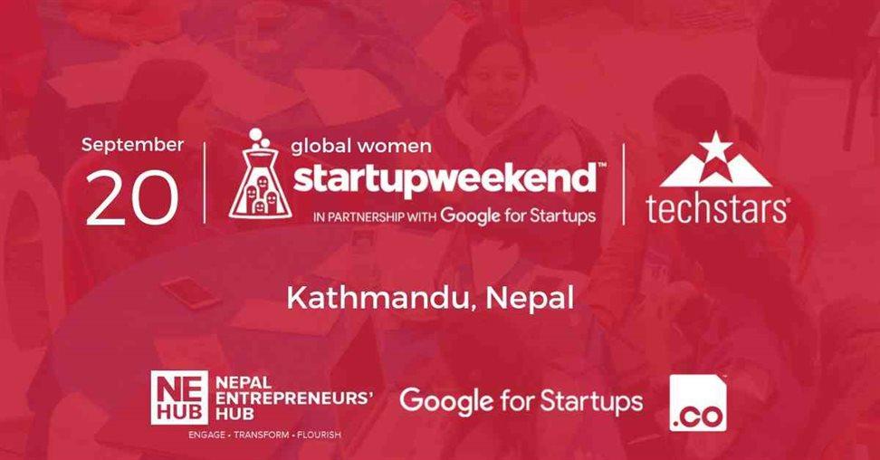 Global Women Startup Weekend Kathmandu 2019