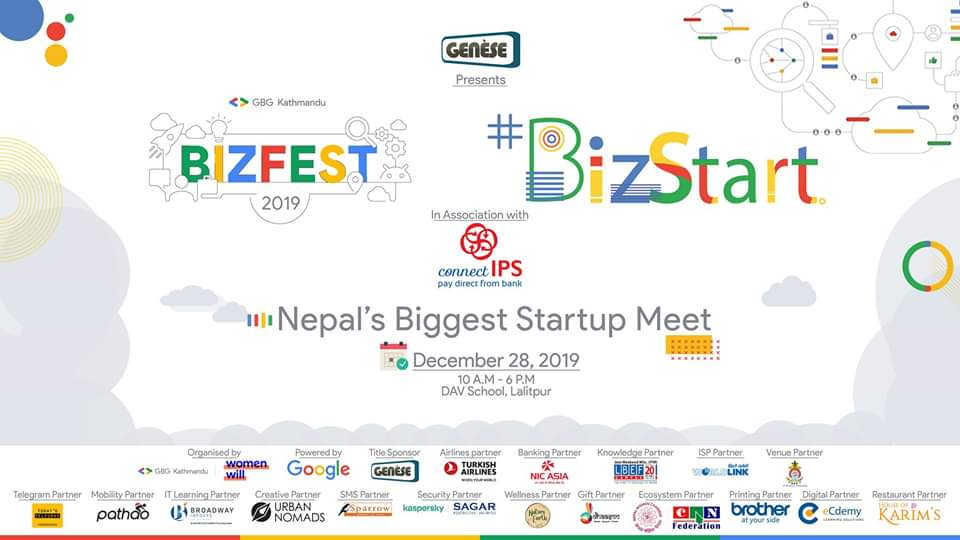 Google Business Group Kathmandu BizFest 2019