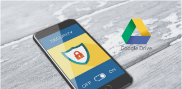 Google Drive Security
