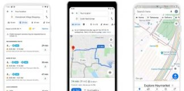 Google Maps COVID Alerts
