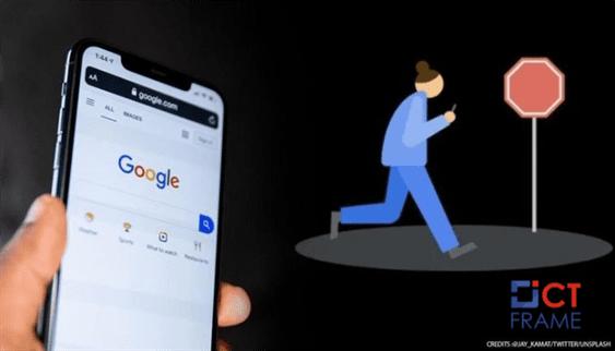Google Warn