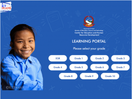 Nepal launches online learning portal for class 1 to 10