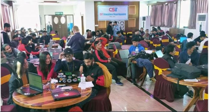 Hackathoan For Rupandehi Students