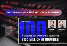 HackerOne Hits $100 Million in Bounties, Hacking for a Better World