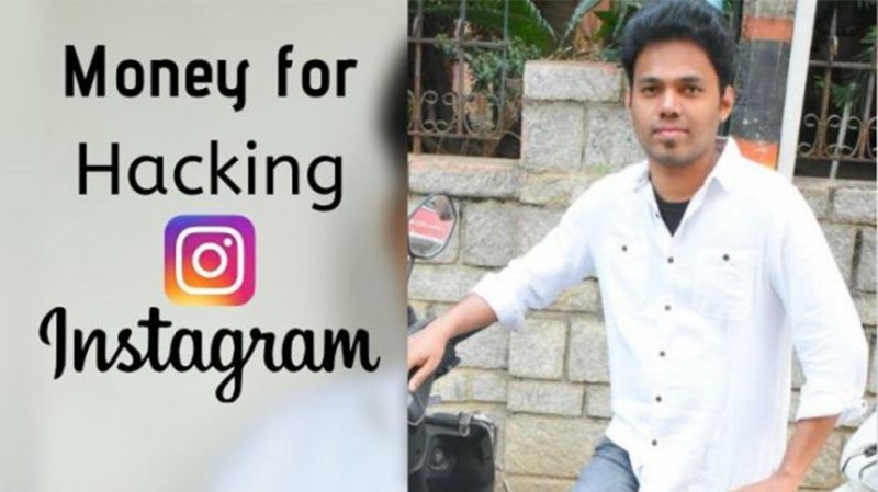 indian bug hunter finds flaw in instagram again wins 10 000 technology news Tamil Nadu Man Finds Hacking Bug In Instagram Wins Over Rs 20 Lakh