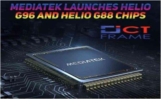 Helio G96 Chipset